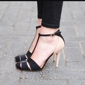 New Zara Basic Stiletto heels